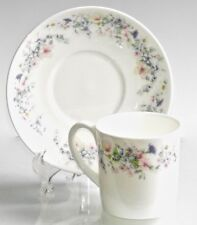 Wedgwood ANGELA R4870 1981 - 1997 FLAT Cup and Saucer Set