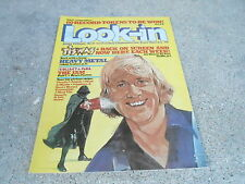 #37 SEPT 6 1980 LOOK IN tv movie magazine HEAVY METAL - TISWAS