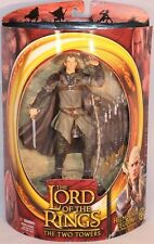 "LOTR 7"" Helm's Deep Legolas Figure NEW 2002 Toybiz Lord of the Rings"