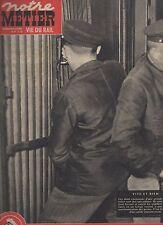 notre METIER la vie du rail N°288 SAINT GERMAIN DES FOSSES 1951