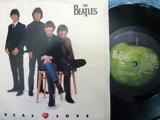 "BEATLES 45 RPM 7"" - Real Love"
