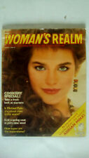 Woman's Realm Magazine March 5th 1983