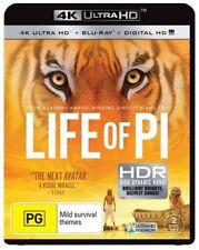 Life Of Pi : NEW (4K Ultra HD - UHD) Blu-Ray