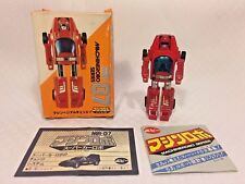 Vintage G1 1982 Popy Japan Machine Robo MachineRobo MR-07 Supercar USED
