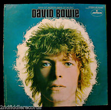 DAVID BOWIE-MAN OF WORDS MAN OF MUSIC-Rare Original Issue Album-MERCURY #SR61246