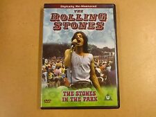MUSIC DVD / THE ROLLING STONES - THE STONES IN THE PARK