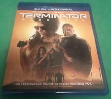 Terminator: Dark Fate (Blu-ray/DVD, 2020, 2-Discs Set, Includes Digital Code)