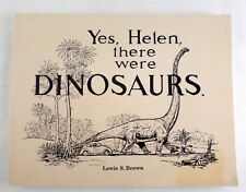 Yes Helen there were Dinosaurs - Jurassic Time Trip in a VW Beetle by Brown 1982