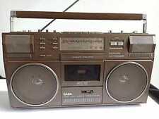 SABA RCR 490 MEMORY SYNTHESIZER STEREO RADIO RECORDER  CASSETTE
