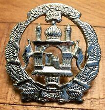 Afghan National Police Uniform Hat / Cap Badge From Afghanistan OEF