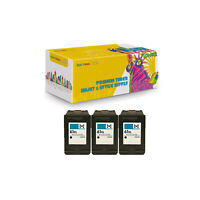 Compatible 3PK CH563WN Black Ink Cartridge for HP 61XL DeskJet 1000 1010 1050