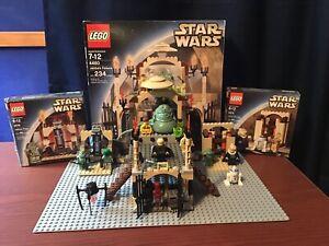 LEGO Star Wars Jabba's Palace 2003