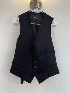 Tom Ford Vest in Black (44)