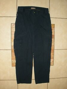 5.11 Men's Tactical Pants Style 74363 Dark Navy 36 X 34 Uniform EMS EMT Taclite