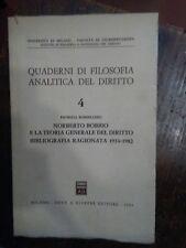 Patrizia Borsellino Norberto Bobbio e la teoria generale del diritto Giuffrè