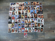 Image vignettes stickers 1988 collection panini salut ! Au choix à l'unité