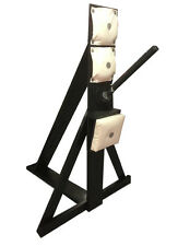 Wing Chun Rice Bag Trainer (freestanding) by: Warrior Martial Art Supply