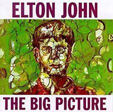 ELTON JOHN - The Big Picture - CD - Neu
