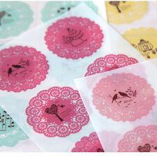 Fine Washi Paper Lace Roll DIY Decorative Sticky Masking Tape Self Adhesive ATAU