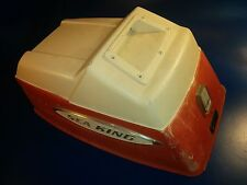 motor cover engine hood sea king 5hp         GG8822A ( Johnson evinrude ) =