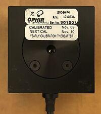 Ophir 150c Sh C 7m Thermopile Laser Power Meter Head