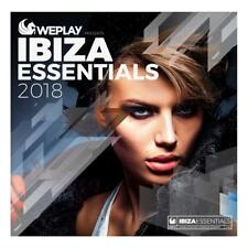 WEPLAY IBIZA ESSENTIALS 2018  2 CD NEU