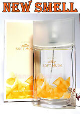 AVON Silky Soft Musk Eau de Toilette Spray Perfume Genuine 50ml NEW