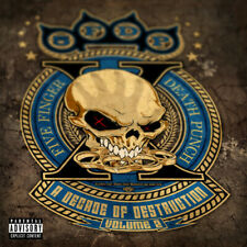 Five Finger Death Pu - A Decade Of Destruction, Vol. 2 [New CD] Explicit
