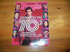 Farrah Fawcett Charlie's Angels Magazine Charo David Bowie Dolly Parton Grease