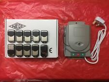 Neco Rollermatic Remote Control System (Euro) Roller Shutters+10 Remotes