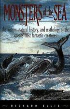 Monsters of the Sea by Richard Ellis (1996, Paperback)