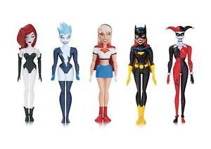 Batman Adventures Girls' Night Out 5PK The Animated Series *BOX DAMAGED*