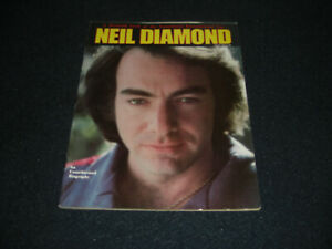 Neil Diamond The Story of Magazine Feb. 1977