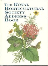 The Royal Horticultural Society Address Book: 1997,