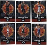 2019-20 Panini Mosaic Slam Jam SP 6 Card Lot! Griffin Kemp DeRozen Ross & More!
