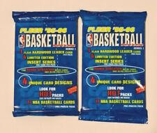 1995-96 Fleer NBA Basketball Series 1 17-Card Jumbo Pack x 2 Brand New Sealed