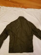 MENS AFFLICTION BLACK PREMIUM JACKET SIZE S