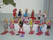 series Barby profession + extra figures