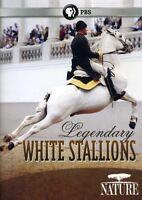 Nature: Legendary White Stallions [New DVD]