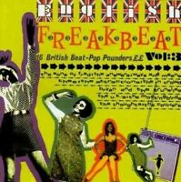 Various Artists - English Freakbeat Volume 3 (CD) (2006)