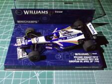 Williams Fw18 J. Villeneuve 1st GP Win 1996 Minichamps 400960206 Miniature