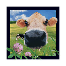 Worth Keeping 3D Lenticular Post Card - Cow - Wk-Pc-016