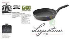 Padella cucina antiaderente rivestita in pietra antea mineral lagostina 20 cm