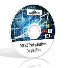 Forex Trading Business Complete Pack - Video, Guides, & More! DVD