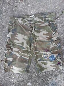 Short camouflage kaki army etam TAILLE 38