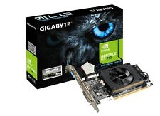 NEW Gigabyte GeForce GT710 2GB DDR3 GV-N710D3-2GL PCI-E Video Card HDMI DVI VGA
