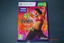 Zumba Fitness Xbox 360 Kinect UK PAL