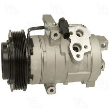 New A/C Aftermarket Compressor And Clutch 98309
