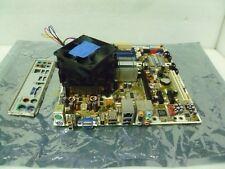 ASUS IPIBL-LB INTEL CORE 2 QUAD Q6700 CPU MOTHER BOARD + IO COVER