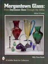 Morgantown Glass:  From Depression Glass Through the 1960s with Prices